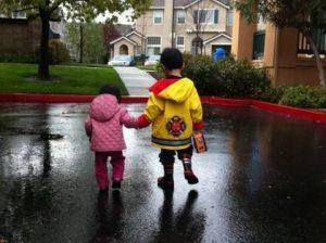 kids-and-rain