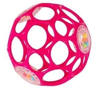ボーネルンドのオーボールは育脳にも出産祝にも最適!