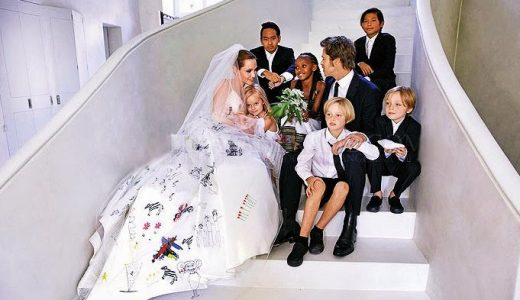 バツイチ同士のブラピとアンジーに学ぶ子供と映画(仕事)と夫婦愛。