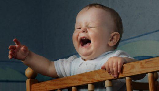 赤ちゃんの夜泣きはいつからいつまで?原因と対策!ウチの1歳児の場合