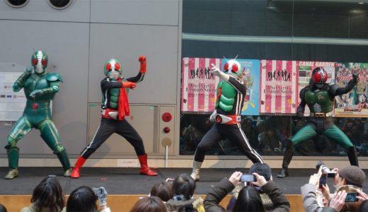 2016冬・2017年の仮面ライダー・エグゼイド・ショーやイベント!入場制限に気をつけて!