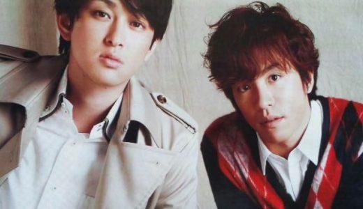 横山裕と村上信五(関ジャニ∞)はメンバーも認めるキス夫婦!不仲な過去と絆