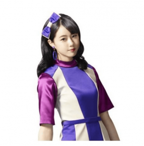 STU48の瀧野由美子(ブルーベリー)