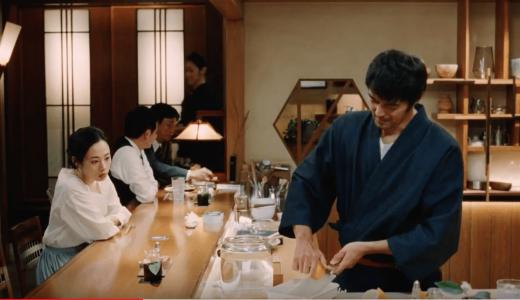 コカ・コーラ 檸檬堂(れもん堂)CMで阿部寛の白い服着た女性客は誰?