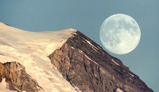 スノームーンとは?2020年2月の満月が見える時間や意味、由来について